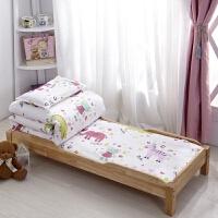 幼儿园学生被褥床垫儿童午休垫子婴儿小床垫宝宝棉花被褥子可拆洗