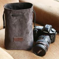 佳能单反相机包尼康相机内胆包微单相机袋 铁灰M3