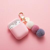 苹果耳机保护套无线airpods保护套液态硅胶防尘airpods2盒子套