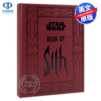 现货英文原版 星球大战-西斯之书:来自黑暗的秘密 精装 Star Wars - Book of Sith: Secret