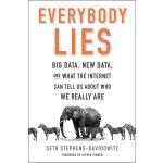 【现货】英文原版 人人都撒谎:大数据,新数据,以及互联网如何让我们认清自己 Everybody Lies 精装版 史蒂