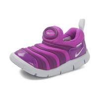 耐克(Nike)儿童鞋毛毛虫童鞋舒适运动休闲鞋343938-622 紫色 小童