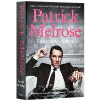 梅尔罗斯 英文原版小说 Patrick Melrose The Novels 5部小说合辑 卷福新剧小说 浮生若梦 同