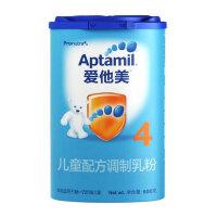 【中粮我买】爱他美Aptamil儿童配方调制乳粉(36-72个月龄,4段)800g 新老包装随机