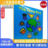 进口原版 The Peace Book [精装] [3-6岁]