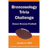【预订】Broncosology Trivia Challenge: Denver Broncos Football