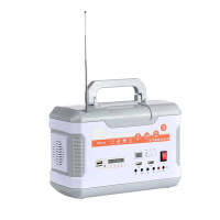 led应急灯家用充电移动电源电瓶12V带停电照明备用超长照明