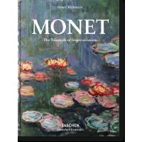 现货塔森出版莫奈或印象主义的胜利 英文原版MONET OR THE TRIUMPH OF IMPRESSIONISM印象