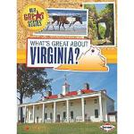 【预订】What's Great about Virginia? 9781467745307
