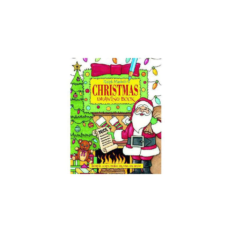 【预订】Ralph Masiello's Christmas Drawing Book9781570915437 美国库房发货,通常付款后3-5周到货!