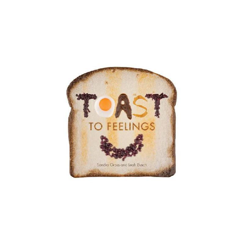 【预订】Toast to Feelings 美国库房发货,通常付款后3-5周到货!