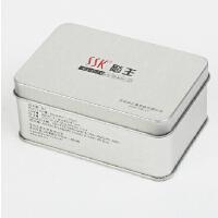 SSK飚王 SCRM025 多合一读卡器 铝合金材质 机器人系列 黑色