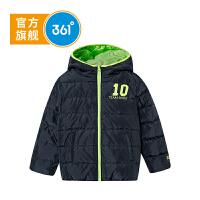 361度男童装 男童加绒保暖羽绒服休闲外套儿童羽绒服冬季新品 K51841915