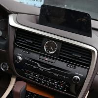 适用于雷克萨斯16款新RX200t 450h中控出风口亮条不锈钢装饰亮片