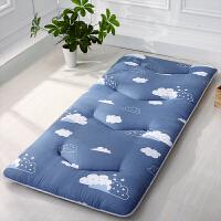 寝室大学生床垫褥子单人0.9宿舍90x190cm上下铺软垫被加厚可折叠