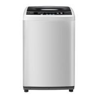 美的(Midea) 8公斤 全自动波轮洗衣机 8kg 家用大容量 一键脱水 MB80-1020H