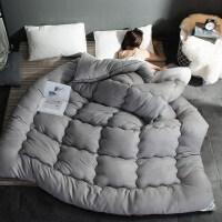 被子被芯冬被棉被加厚保暖学生宿舍单人空调被春秋被褥 200x230cm 10斤