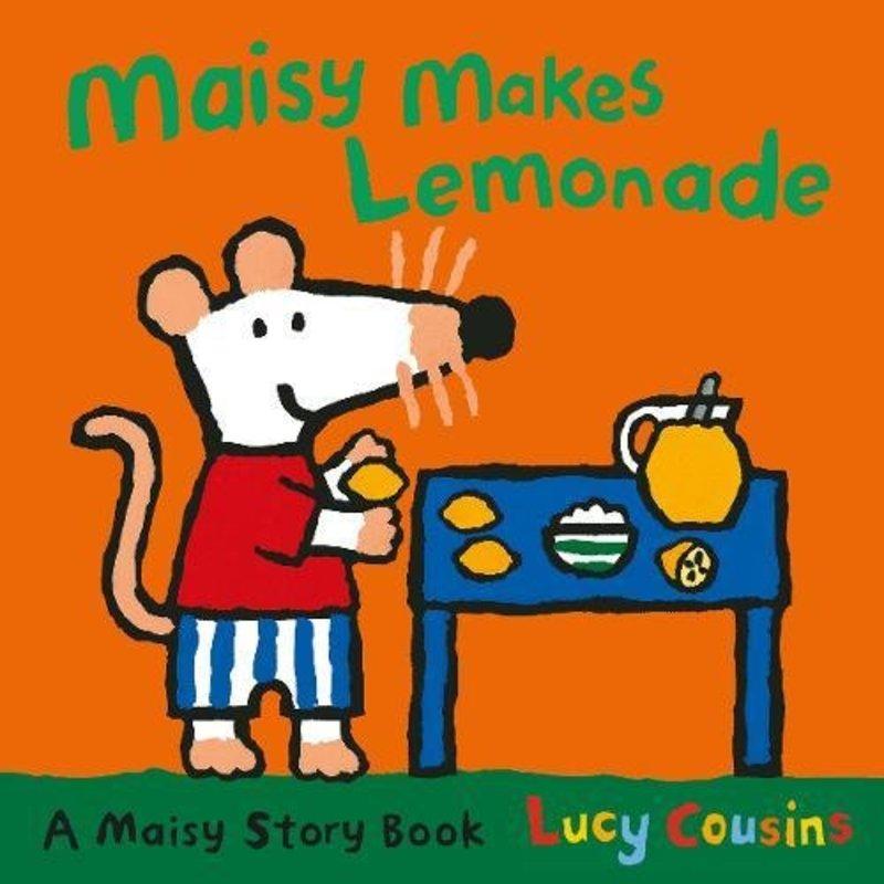 Maisy Makes Lemonade( 货号:9781406334739)