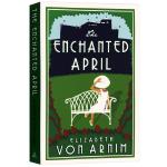 情迷四月天 英文原版小说 The Enchanted April 迷人的四月 英文版同名电影原著小说 女性主义作家伊丽