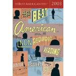 【预订】The Best American Nonrequired Reading 2003