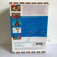 正版DVD碟片 Spanish For Kids 儿童自学西班牙语1-7级 5DVD