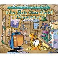 英文原版 The 8th Garfield Treasury