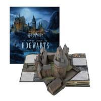 现货正版 英文原版 哈利波特:霍格沃茨立体书 英国版 Harry Potter: A Pop-Up Guide to H