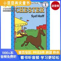 英文绘本 原版进口 Chester 小马切斯特  汪培�E一阶段 I Can Read  [4-8岁]