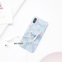 韩国夏日火烈鸟苹果6s手机壳iPhone7plus软创意防摔8/X/Xs Max/XR iphone6-4.7 +气囊