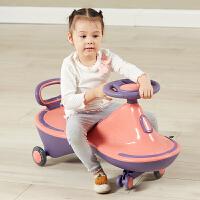 曼龙儿童扭扭车玩具溜溜车1-3岁静音宝宝滑行摇摆妞妞车