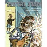 英文原版 Metal Man