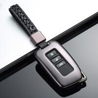 适用于雷克萨斯钥匙包RX200tes300es200 nx200t凌志ISGS套壳扣改 +时尚编织绳