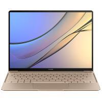 【当当自营】华为 MateBook X 13英寸轻薄笔记本电脑(i5-7200U 8G 256G Win10 内含拓展坞)流光金