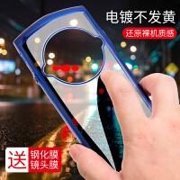 8848手机壳透明硅胶壳M5手机壳M4保护套全包边皮套电镀壳M3手机壳M5手机套V1后盖超薄软壳适用 【M5】电镀皓月