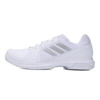 阿迪达斯Adidas B96525网球鞋男鞋 竞技羽毛球鞋透气缓震耐磨运动鞋