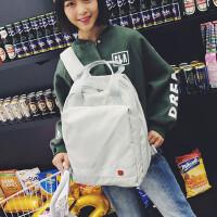 17新款韩版潮双肩包女电脑包背包原宿ulzzang高中学生书包大容量