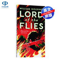 诺贝尔文学奖英文原版 蝇王 Lord of the Flies 青少年课后阅读文学 威廉戈尔丁代表作 人天生的野蛮与文明