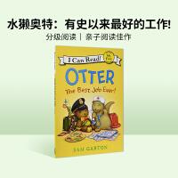 英文原版 Otter: The Best Job Ever!有史以来好的工作[4-8岁]