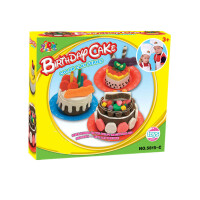 ?橡皮彩泥益智超轻粘土24色橡皮泥黏土套装玩具3D儿童彩泥太空泥土桶装超轻粘土24?