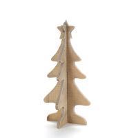 漂流木木质品礼品家居摆件木质圣诞树挂件木制品精雕加工
