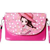 儿童包包 零钱包休闲小包可爱斜跨单肩出游逛街挎包女孩包