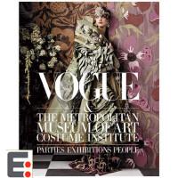 Vogue and The Metropolitan Museum 与大都会艺术博物馆服 晚礼服 时尚服装服饰设计书籍