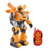 中天乐 电动跳舞机器人模型玩具 多功能遥控机器人暴王蜂带武器 6021 暴王蜂