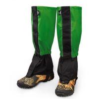 户外登山雪套 男女儿童滑雪脚套 防水透气护腿脚套 徒步沙漠防沙防雪鞋套