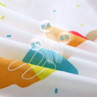 定制纯棉婴儿儿童防撞床围床上用品宝宝拼接床床品套件四季通用