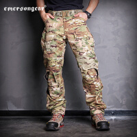 爱默生EmersonGear蓝标系列G2战斗作训长裤四季迷彩男士长裤军迷战术裤