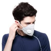 防雾霾口罩pm2.5活性炭防尘呼吸阀kn95透气男女防工业