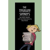 【预订】The Treasure Seekers: By Edith Nesbit, with New Illustr