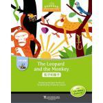 黑布林英语阅读 小学b级别3:豹子和猴子(附光盘)