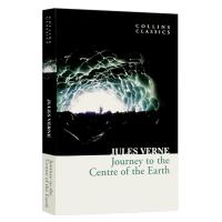 现货英文原版 Journey Centre Earth 柯林斯经典文学:地心历险记 凡尔纳 全英文版 冒险小说 原装 进